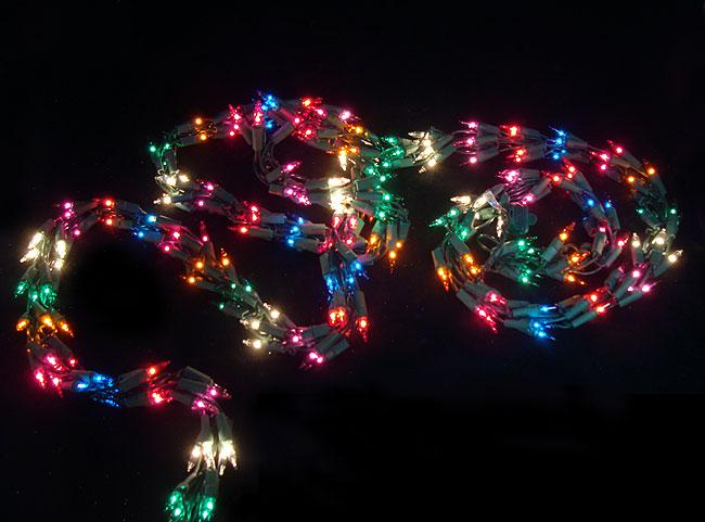 Outdoor Garland Led Lights