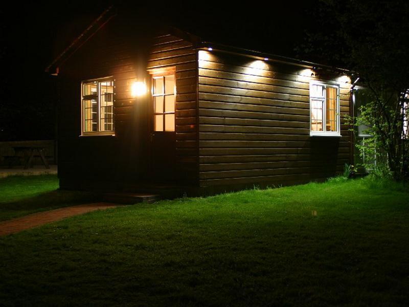 Victorian Solar Wall Lights