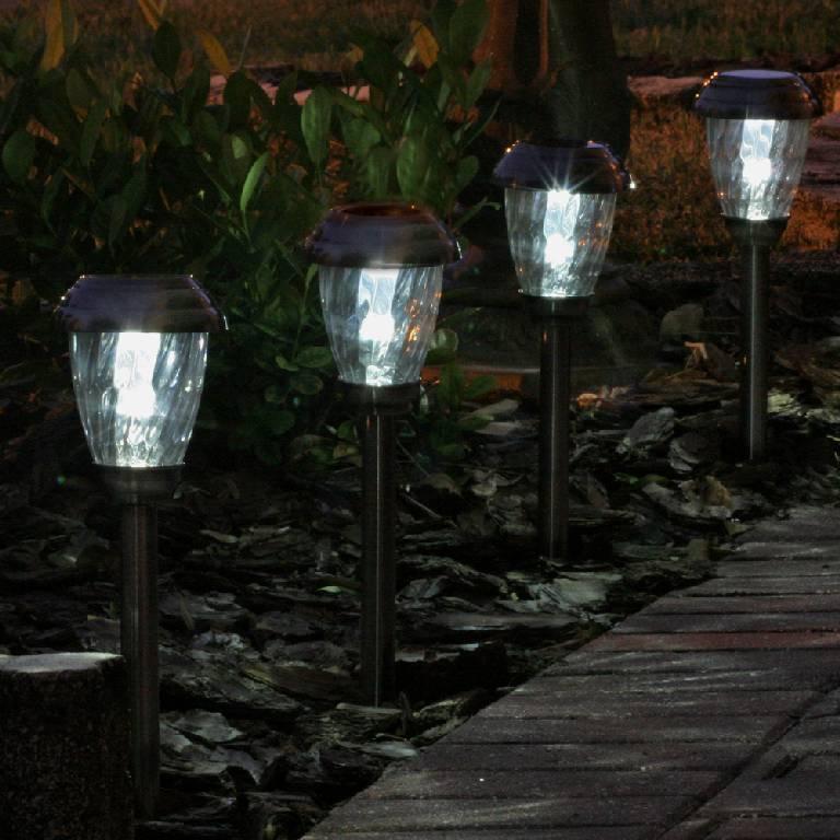 Unique Solar Lights Garden