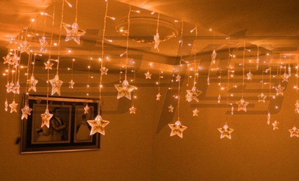 Christmas Wall Pictures Lights