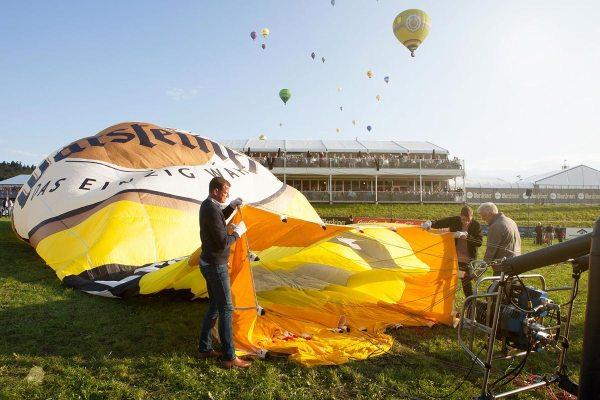 hot air ballonteam kassel # 69