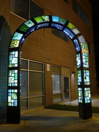 Public Art Monuments Washington Glass Studio