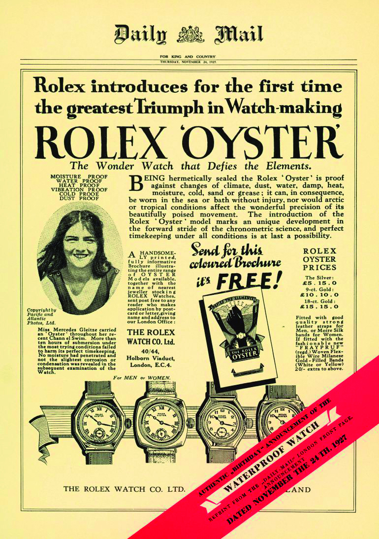 Rolex_Oyster_Daily_Mail_1927