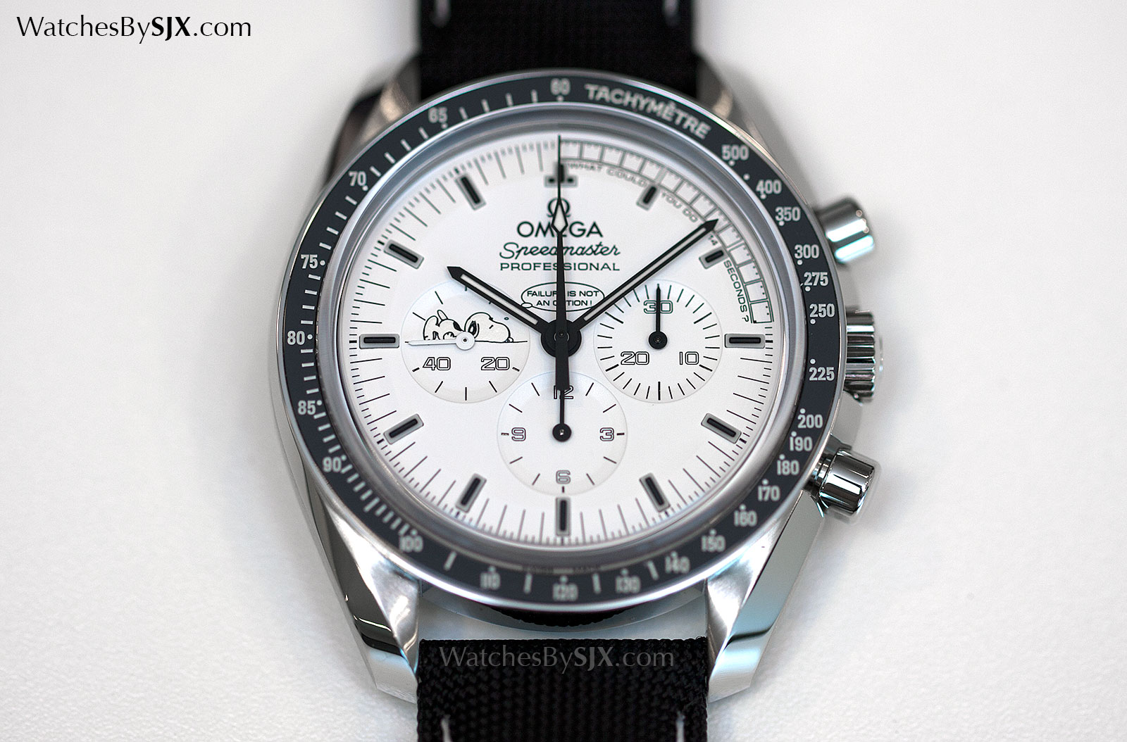 Hands On With The Omega Speedmaster Apollo 13 Silver