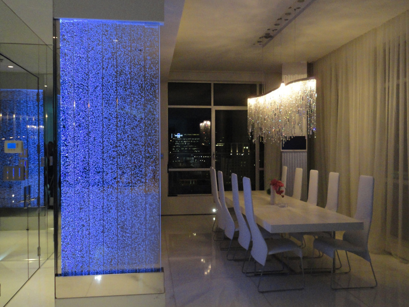 Bubble Panels Amp Columns