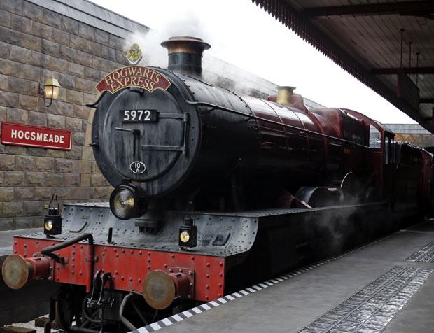Chapter 11: Aboard the Hogwarts Express – Harry Potter ...