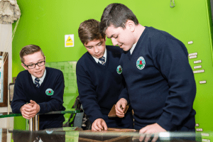Primary school tours in the Science & Discovery Zone