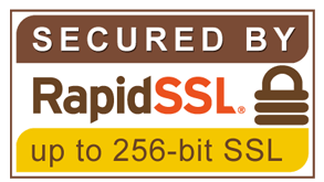 Rapid SSL secured