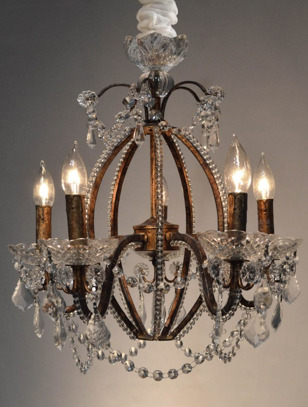 crystal chandeliers # 81