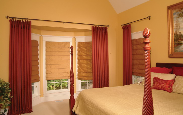 Rectangular Single Bed Design
