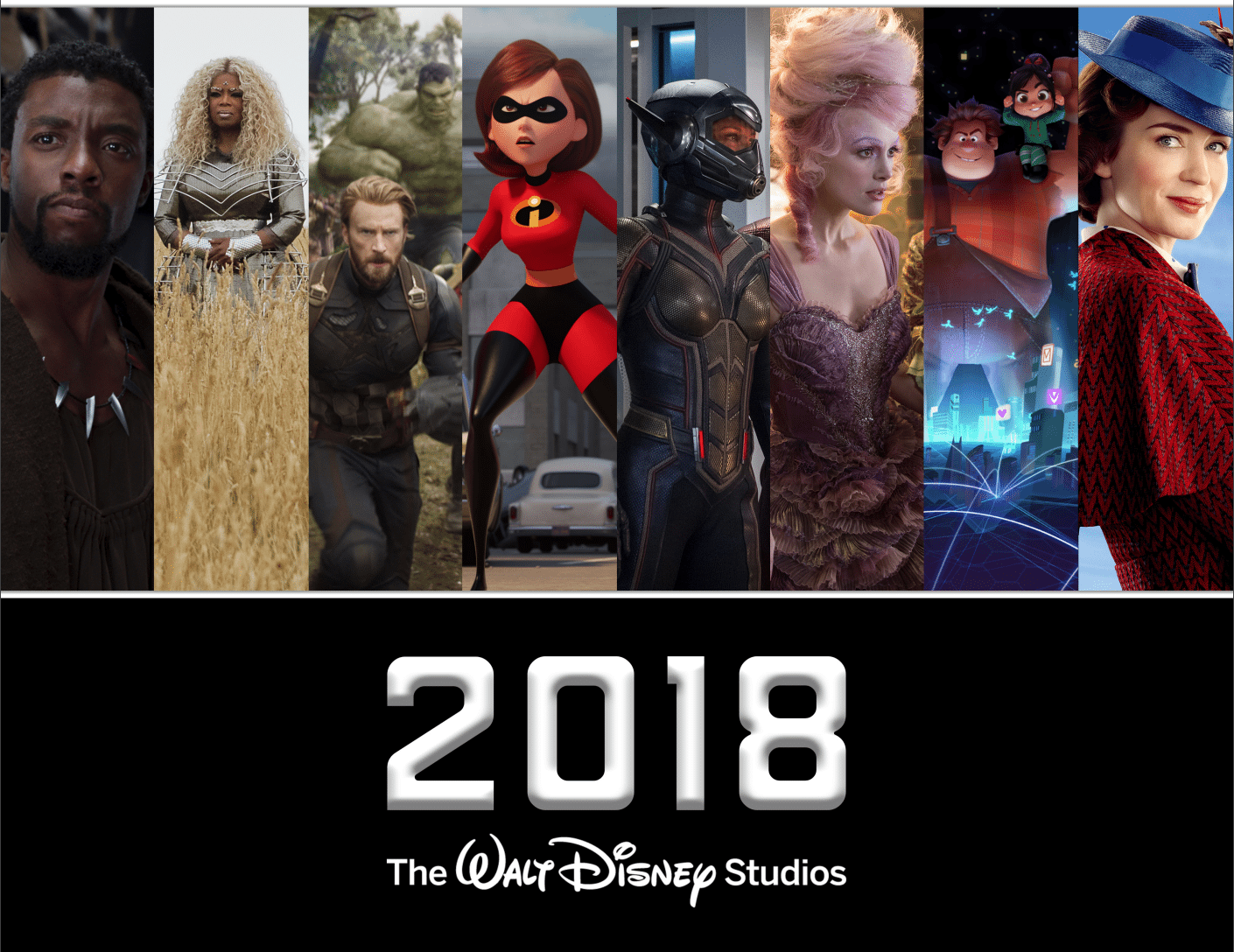 disney's upcoming movie releases - HD1410×1088
