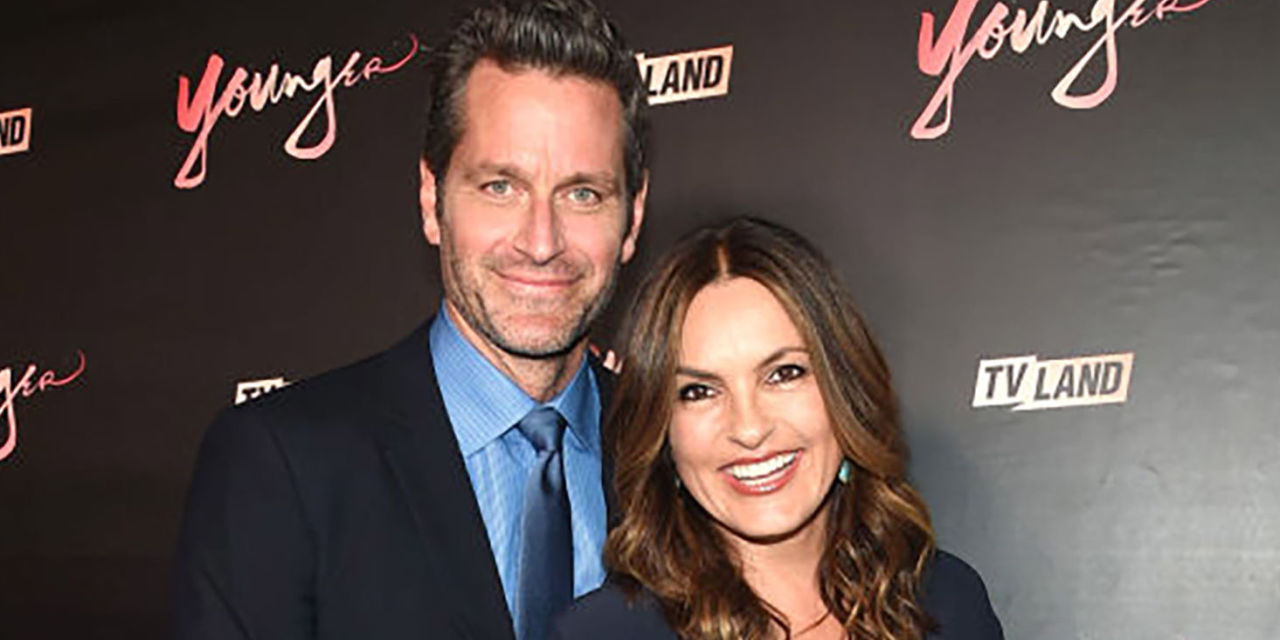 Mariska Hargitay and 'Younger' Star Peter Hermann's ...