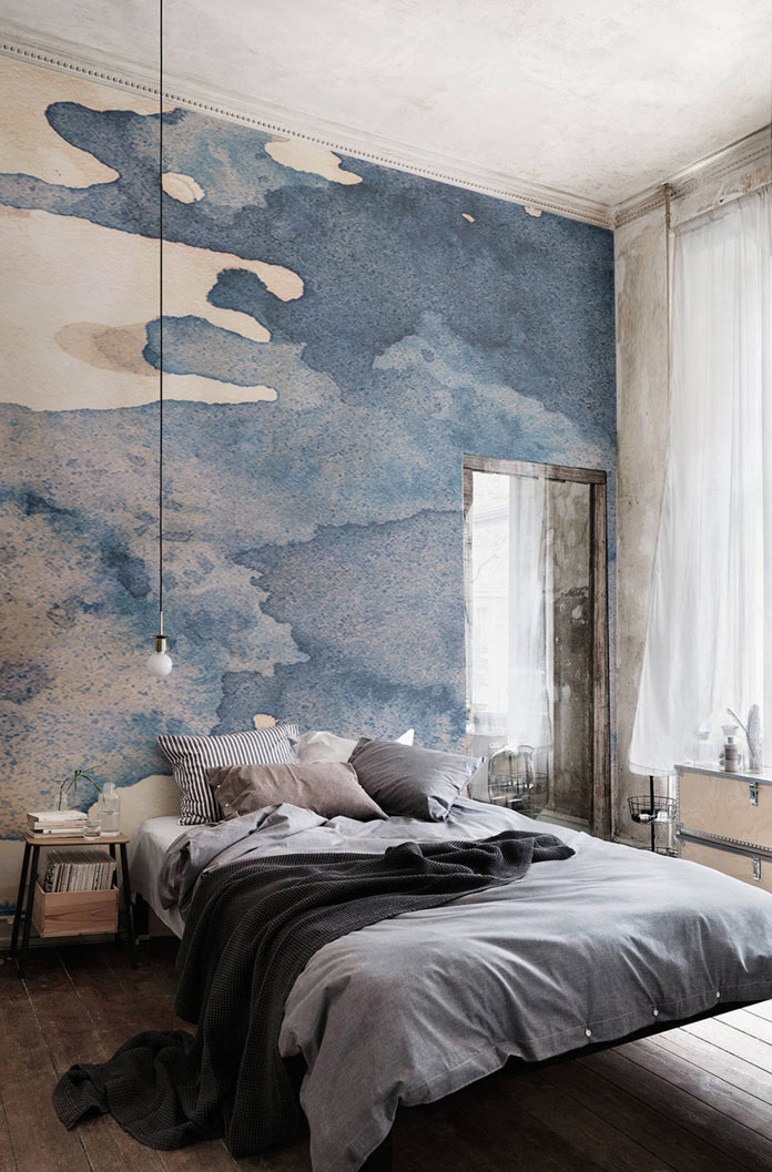 Watercolor Wallpapers from Murals Wallpaper Transform your walls into masterpieces