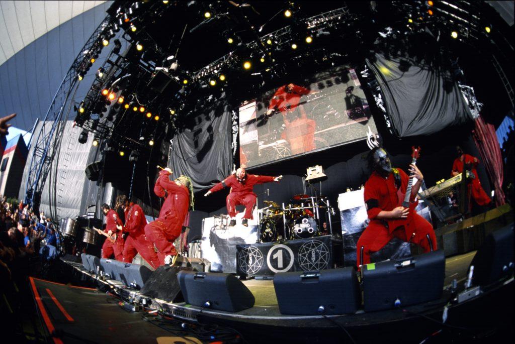 Slipknot Years Masks Over