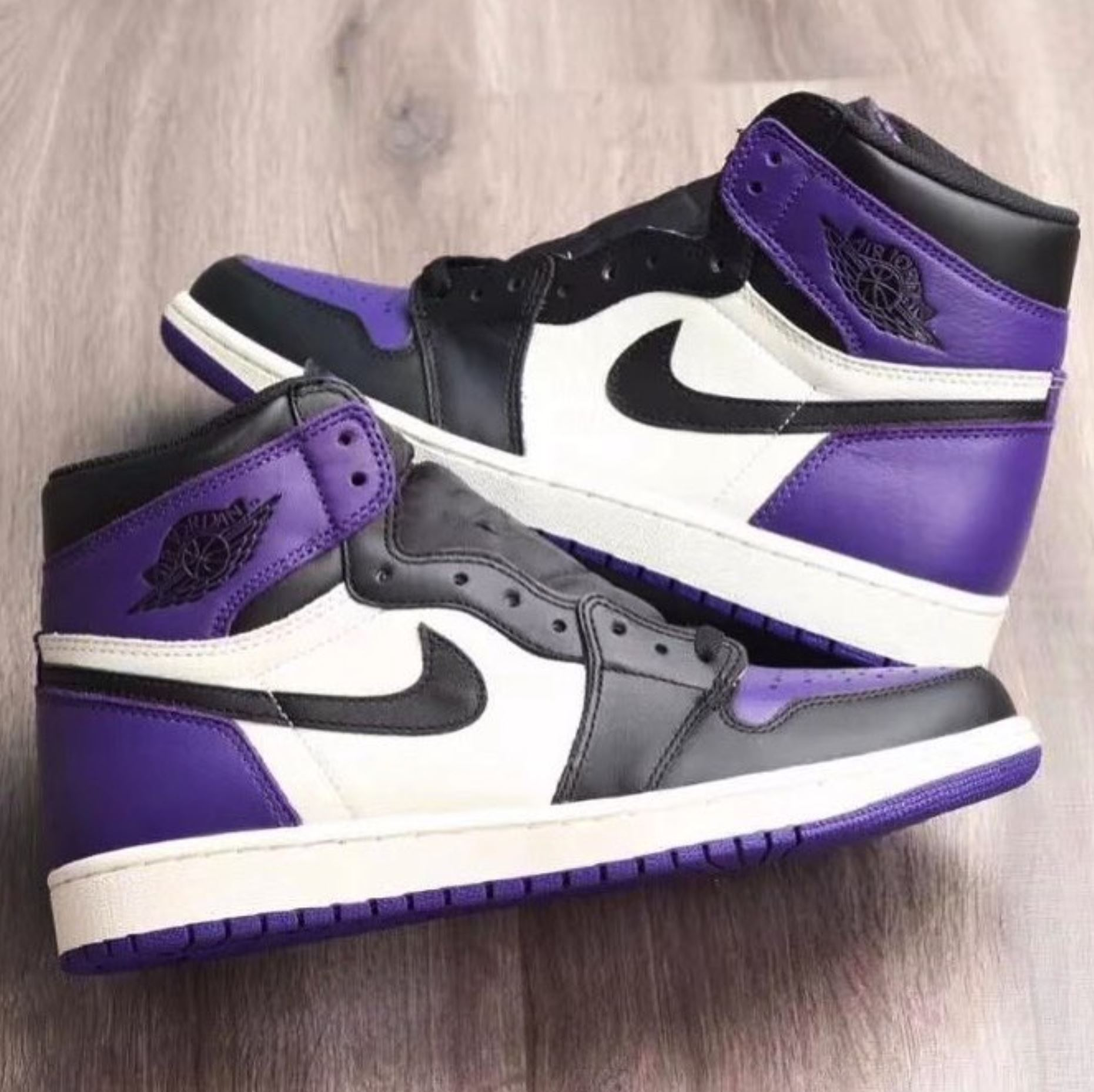 The Air Jordan 1  Court Purple  Release is Scheduled for September     air jordan 1 court purple release date