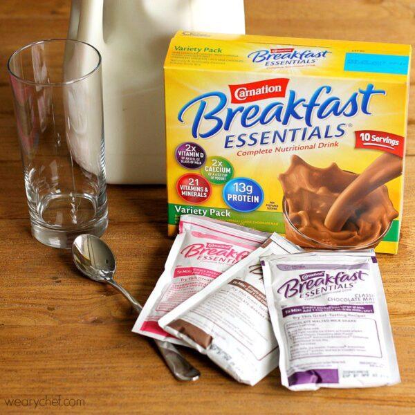 Carnation Breakfast Milk