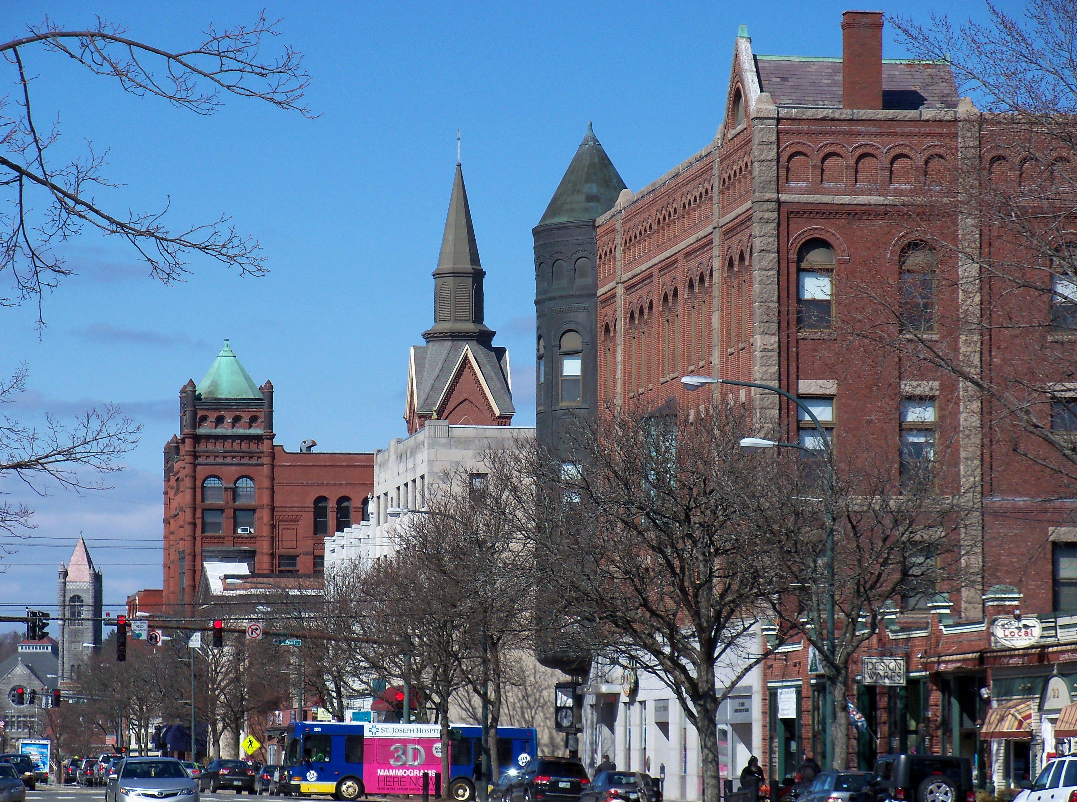Nalley Fresh Boston Street