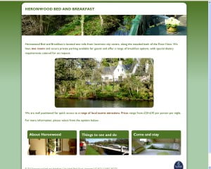 Heronwood Bed and Breakfast