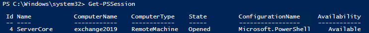 Open Remote PowerShell Sessions