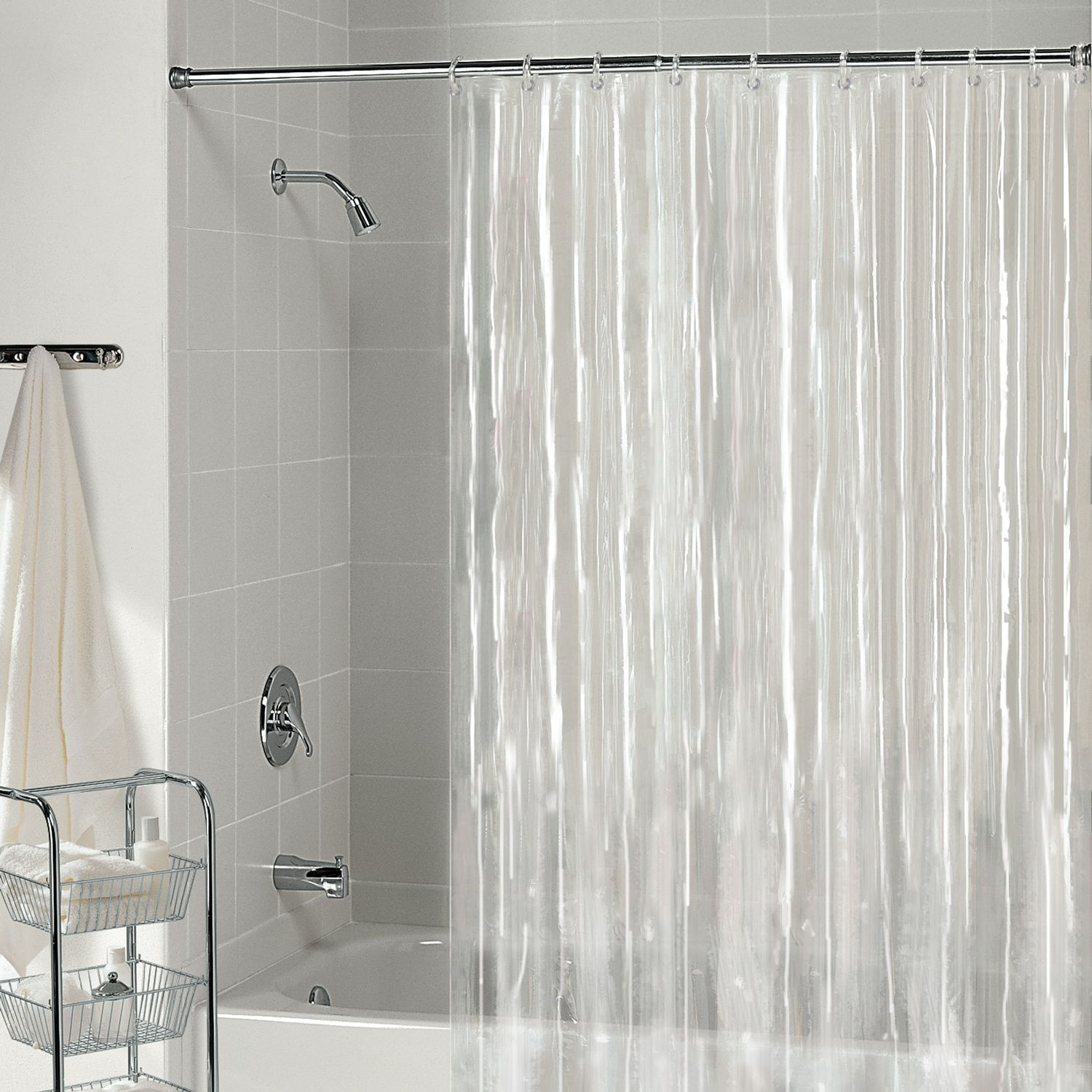 Retro And Fun Shower Curtains