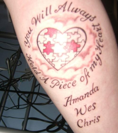 Best Memorial Tattoo Designs | WebDesignerDrops