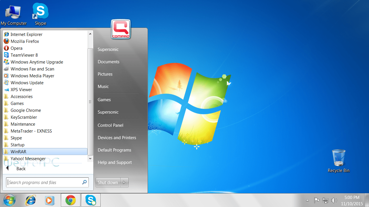 Windows 7 Professional Download ISO 32/64 bit - Web For PC