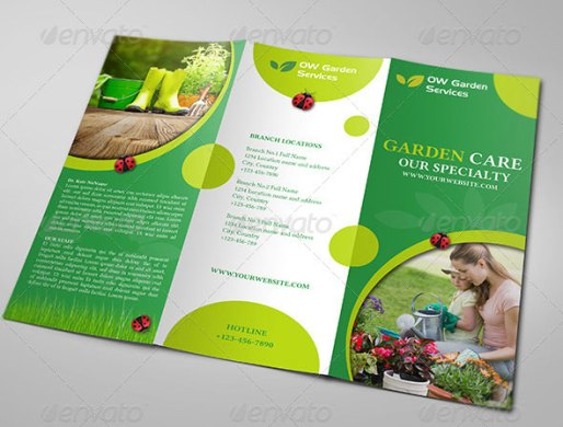 Education Foundation School Brochure Template Design  Creative Child     Useful TriFold Brochure Templates Design Blog   School brochures templates