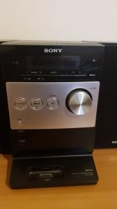 sony hifi system in little harwood for 15 00 for sale shpock