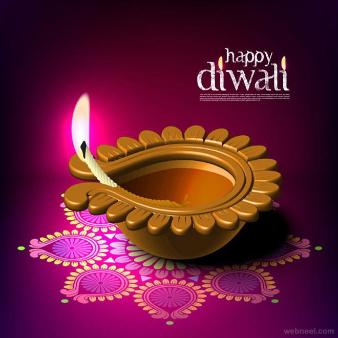 25 Beautiful Diwali Greeting Cards Messages