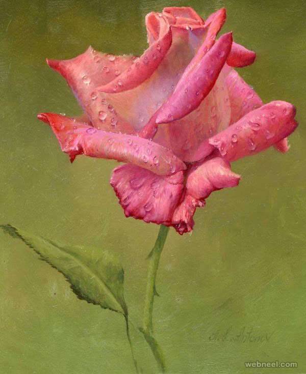 25 Hyper Realistic Still Life Oil Paintings by Alexei ...