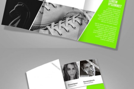 15 Free Corporate BiFold and Trifold Brochure Templates   Free     4 Corporate Ttrifold Brochure Template