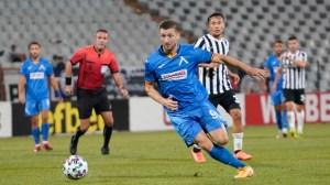 Локомотив (Пловдив) – Левски 2: 2 (Развитие на мача за минути)