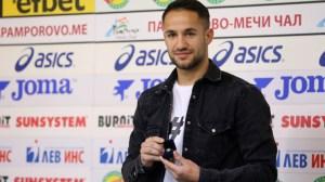 Играч на месеца Борислав Цонев: Левски се опитват да натрупат напрежение, но Стоилов не е замесен в интригата