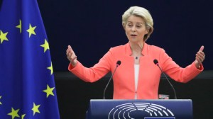 Фон дер Лайен обещава на ЕС да се бори с неваксинираната пандемия