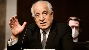 Специалният пратеник на САЩ в Афганистан подаде оставка