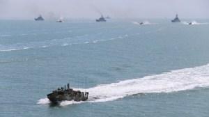 Русия провежда учения с жива стрелба в Черно море по време на маневри на НАТО и Украйна