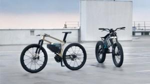 BMW, i Vision AMBY, Motorrad Vision AMBY и какво впечатлява с новите електрически джанти