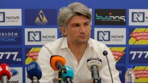 Ивайло Петков: Готови сме да се разделим с някои от ключовите играчи през зимата