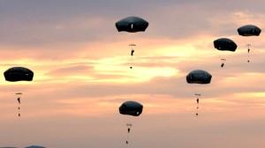 Военно учение: Съединените щати с десантни войски на летището, нашите военни се изправят срещу тях