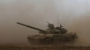 Русия демонстрира нови оръжия пред учените близо до границата с Афганистан