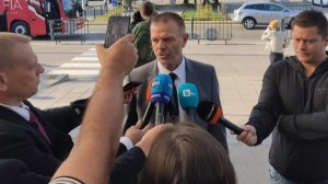 Стойчо Младенов: Отиваме в Рим да защитаваме името на ЦСКА в Европа