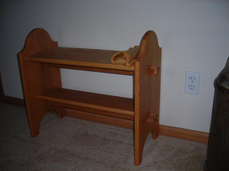 Furniture Knock Down Benches