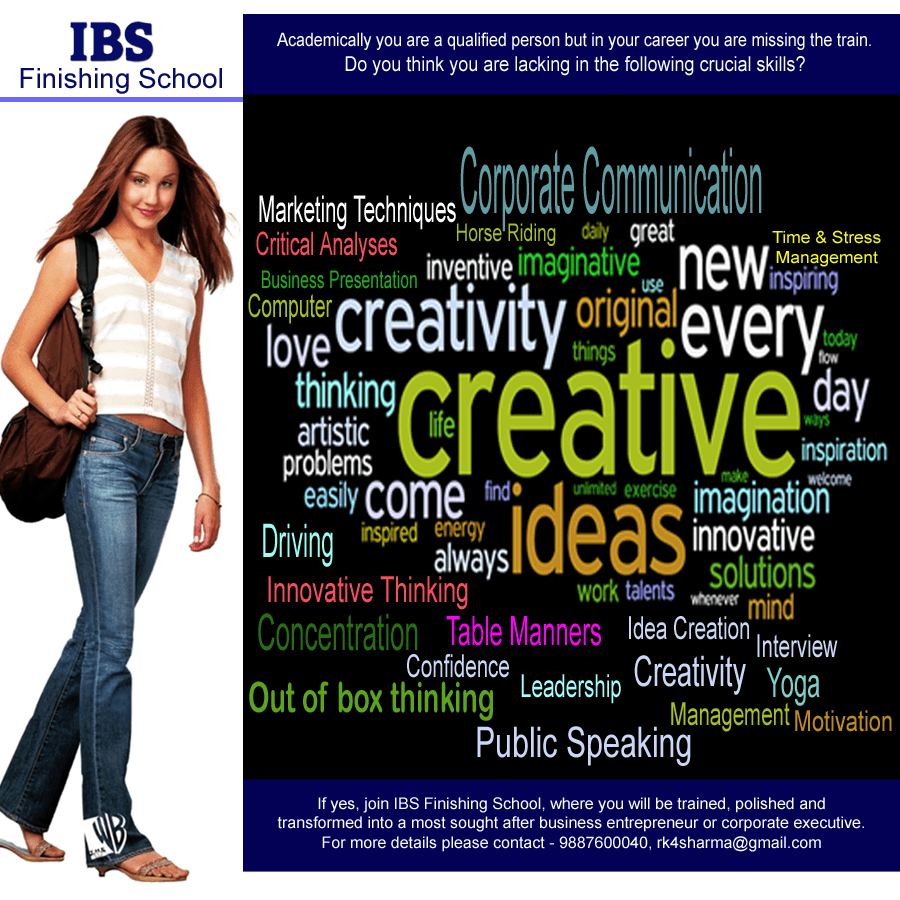 Ibs Finishing School