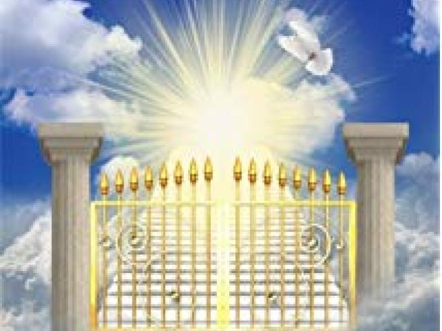 Transparent Stairway Heaven