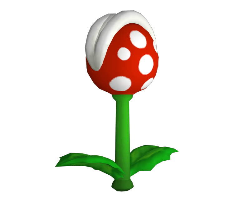 Drawing Super Plant Piranha Mario