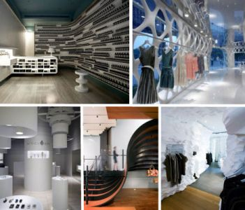 Radical Retail Design  14 Shockingly Stylish Shops   Stores   Urbanist They