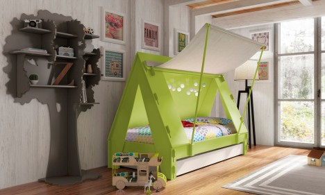 16 Fun Kids Room Ideas Will Make You Want To Shrink