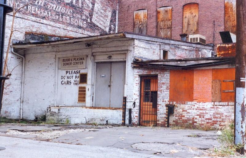 Restaurants Downtown 4th Street Louisville Ky