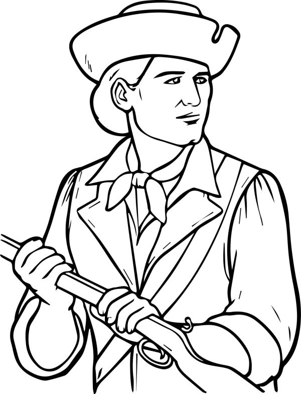 american revolution coloring pages # 36