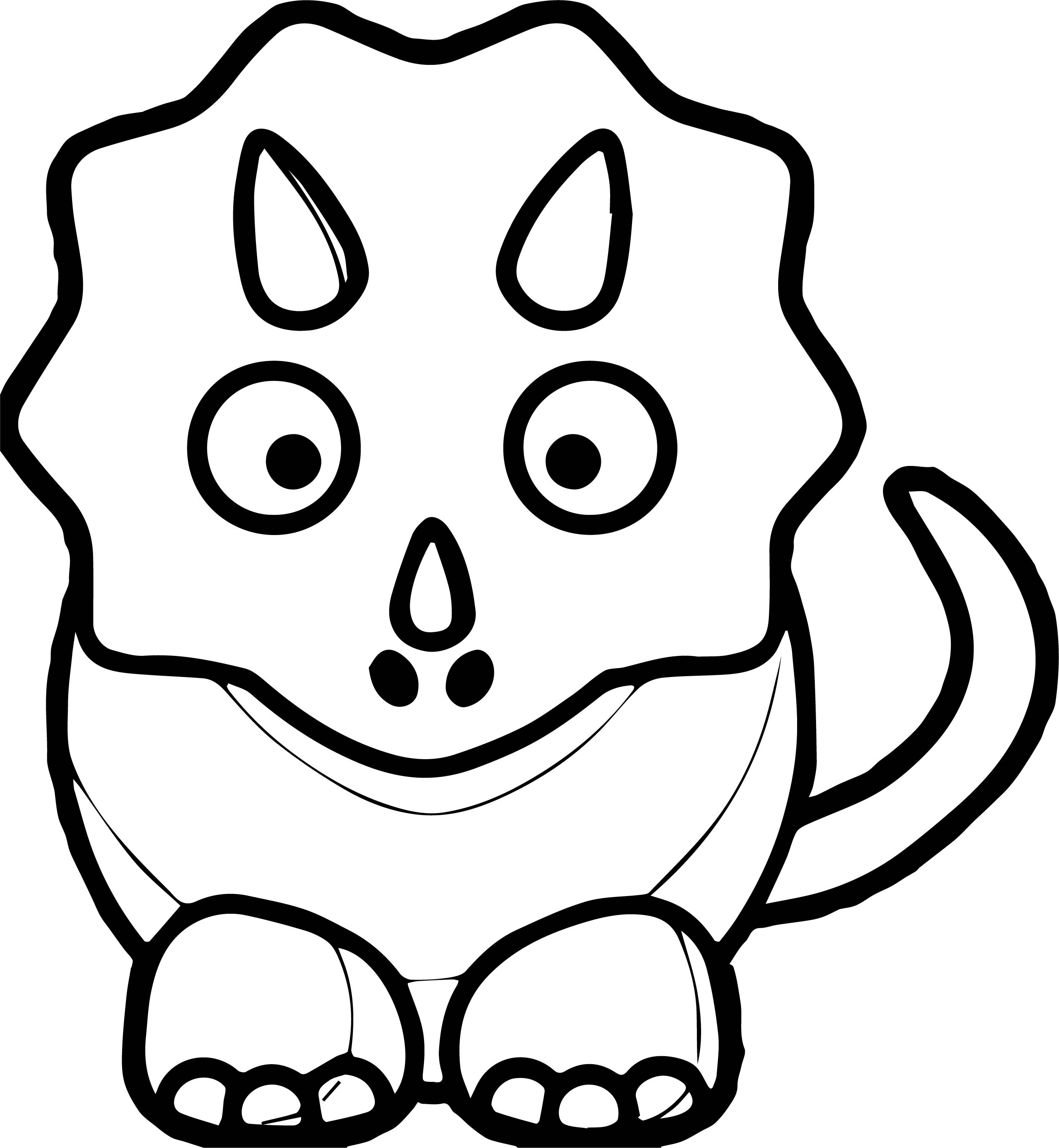 Dinosaur Coloring Page Cute Dinosaur roary the race car games ...